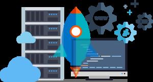 hosting, mantenimiento y optimización