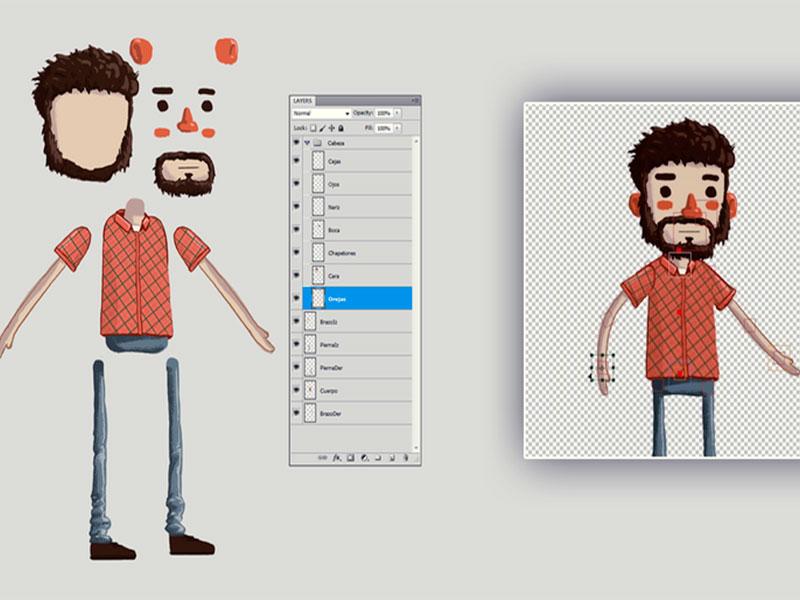 Edición y animación con premiere y after effects