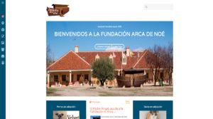 web fundacion el arca de noe